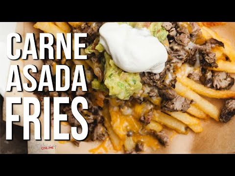 Best Carne Asada Fries Ever 2020
