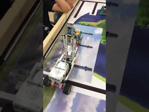 PIA 2017 Summer Camp - Robotics Competition Practice