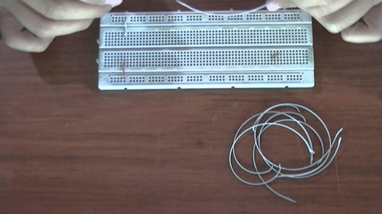 Como hacer cables para protoboard o arduino viyoutube - Como camuflar cables ...