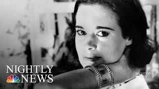 Gloria Vanderbilt, Heiress And Socialite, Dies At 95 | NBC Nightly News