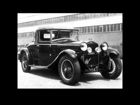 1922 Alfa Romeo Rl Youtube