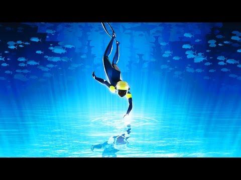 Давай играть Симс 3 Райские острова / #19 Подводный мир, акула кадрит Ариэль