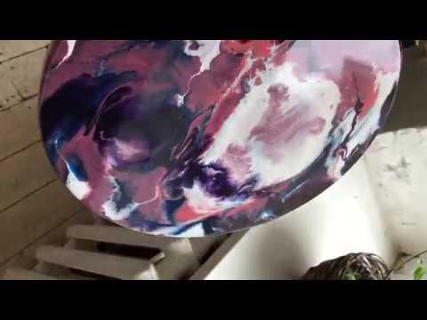 Видео Эпоксидная смола для заливки сувениров