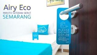 Hotel Airy Termurah di Semarang 🏨  Airy Eco Miroto Seteran Serut