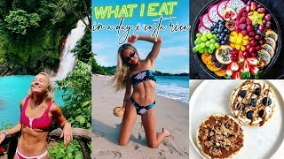 What I Eat in a Day *healthy* in Costa Rica + vlog!