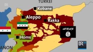 Bürgerkrieg in Syrien:  Wer kämpft wo gegen wen und warum überhaupt?