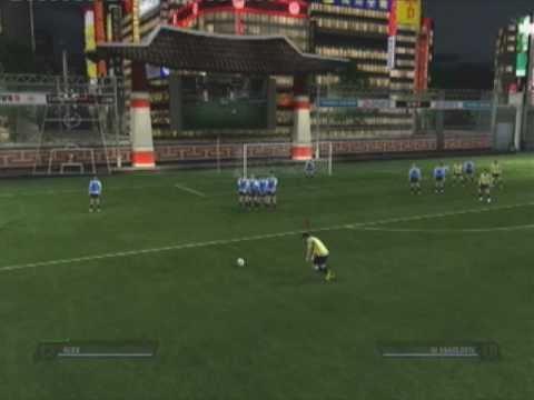 FIFA11 Tutorial: Curved Free Kick
