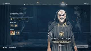 Cultist Clue Location - Scavengers Coast in Achaia - Assassin's Creed Odyssey