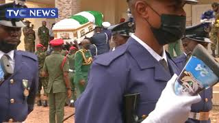 Church Service In Honour Of Christian Officers Killed In Military Plane Crash In Kaduna