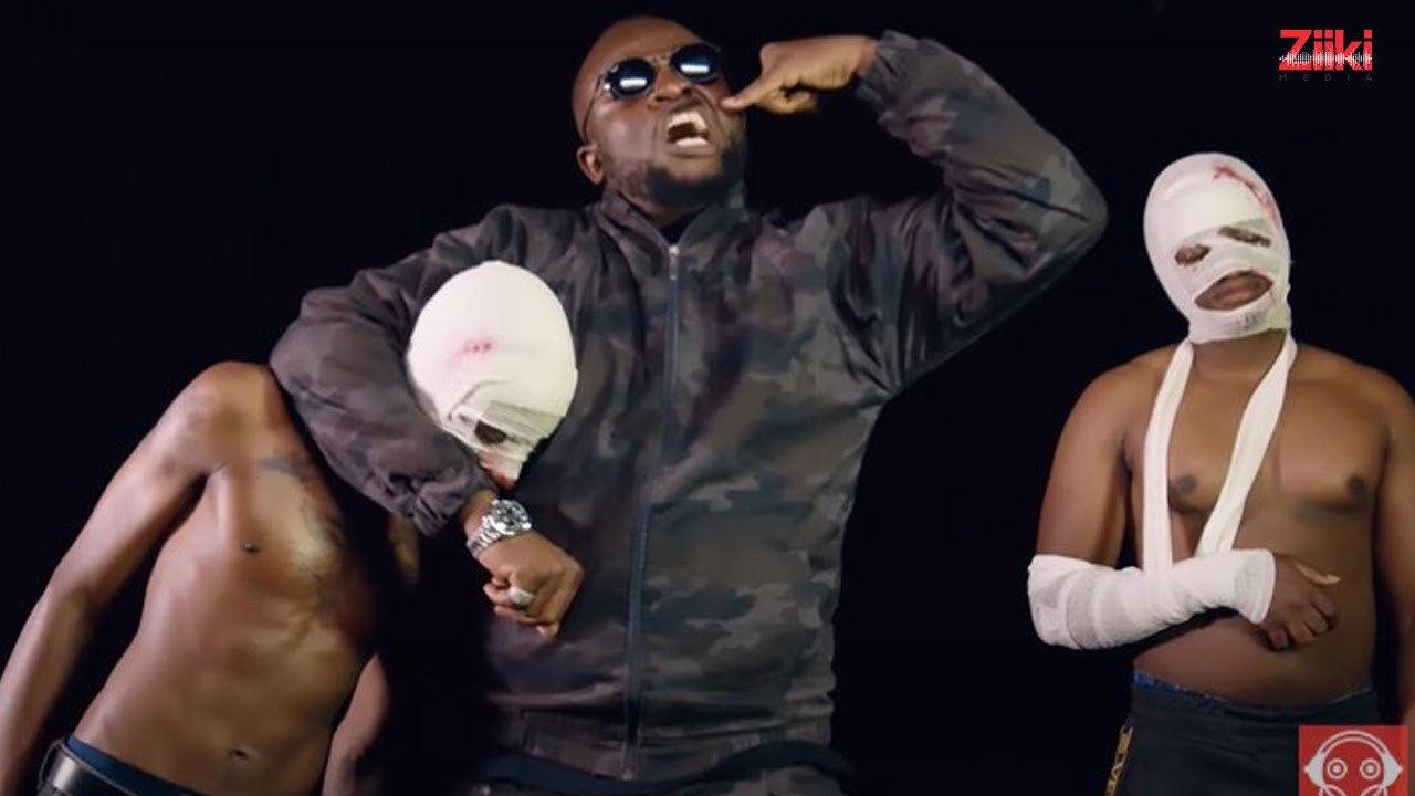 Khaligraph Jones x  Lamaz Span K.O.B - Me Siogopi (OFFICIAL VIDEO)