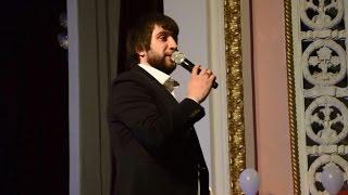 Эльбрус Джанмирзоев выступил в Усть-Каменогорске