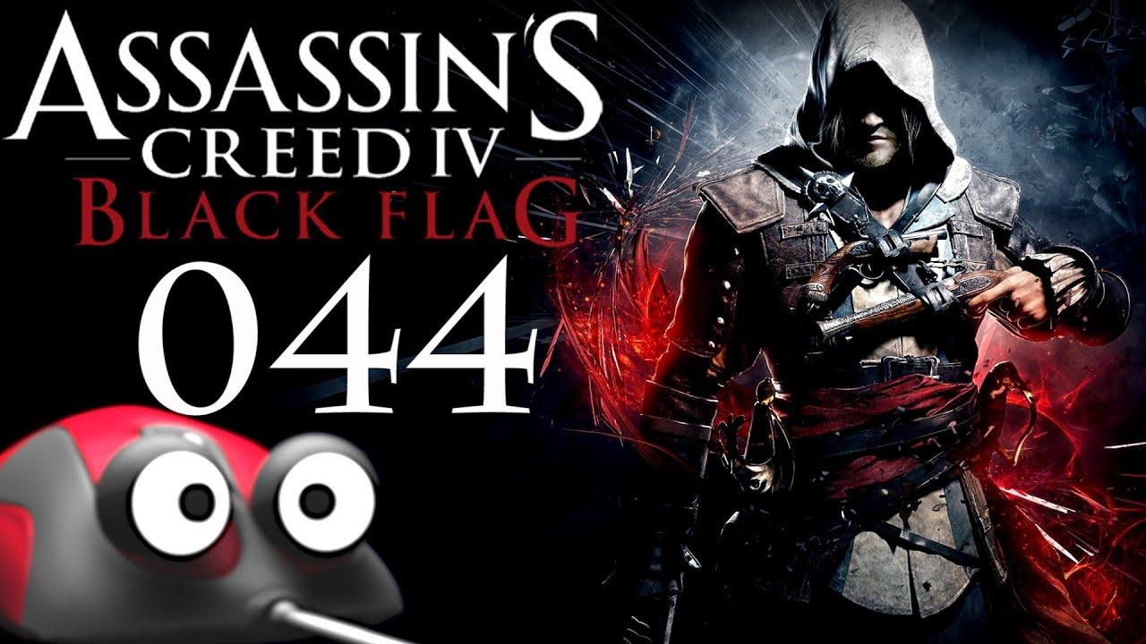 Let's Play Assassin`s Creed 4 #044 Burgess und Cockram (Gameplay German Deutsch AC 4)
