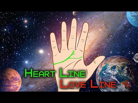 Heart Line says about your love relations | Love Line