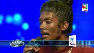 Maldivian Idol Gala Round 6 - Mamma Midhey Ihthiraam - Shalabee