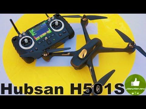 Фото ✔ FPV Квадрокоптер Hubsan H501S X4 Advanced с GPS, Follow Me, HD камерой. Banggood