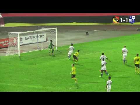 Highlight Piala FA 2017 pusingan ke-3: Negeri Sembilan vs Pulau Pinang