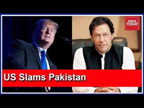 US Condemns Pakistan For Pulwama Terror Attack, Backs India