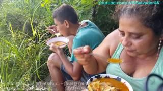 Gladis la Sirenita: Disfrutando de la sopa de patas entre familia y amigos. Parte 13 thumbnail