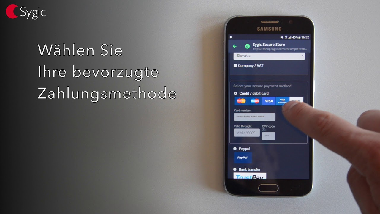 sygic car navigation premium key