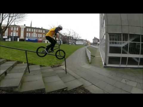 Ben Gordon 16 yr old BMX mix 2016