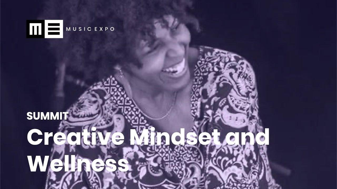 Creative Mindset and Wellness with Eki Shola