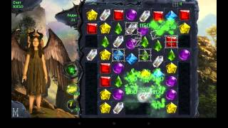 Maleficent Free Fall - аркада с тематикой фильма на Android (обзор, review)