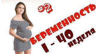 #2 Моя беременность по неделям (1-40 недель) + ФОТО роста живота Juliya