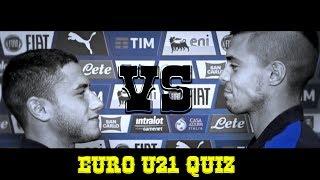 EURO U21 Quiz: Calabria vs Grassi