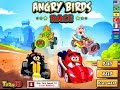 Play Angry Birds Car Racing Games Free Online