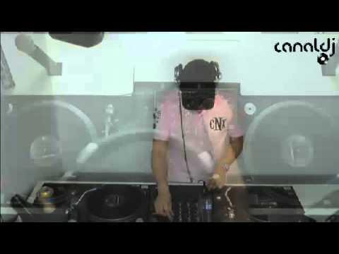 Fábio San - Garage 90 ( Canal DJ, 27.06.2014 )