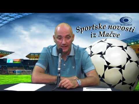 Sportske novosti iz Mačve-Radio Nešvil 28.08.2017