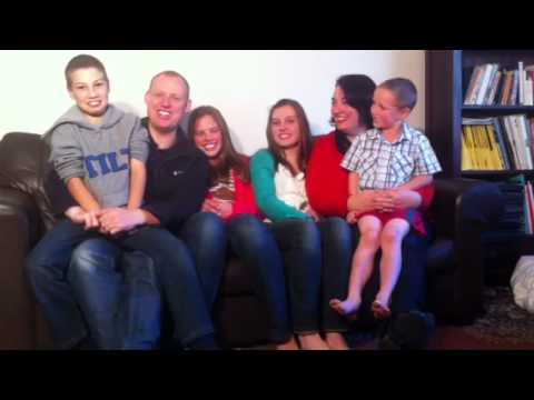 Introducing The McNeills - our video greeting to Oak Flats Anglican