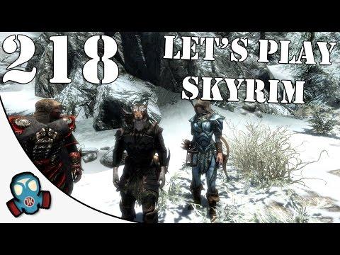 Let's Play: Skyrim Modded - 218 - Cicero Snaps