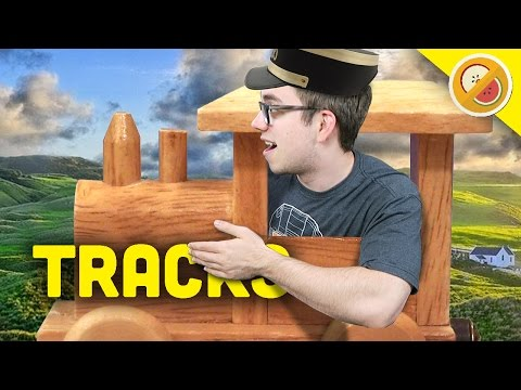 ALL ABOARD THE CHOO CHOO! | Tracks Gameplay