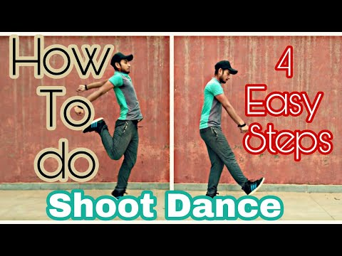 How-To-Do-Shoot-Dance-Tutorial-By-Himan-Gautam