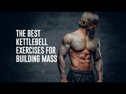 The Best Kettlebell Exercises for Building Mass