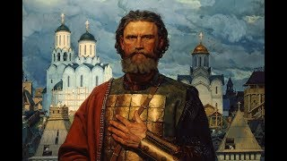 Дмитрий Донской, завещание великого князя