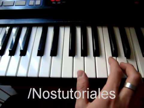 De viaje sin bandera piano intro tutorial youtube - Banera de viaje ...