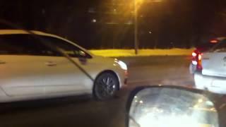 Жуткая авария на проспекте Гагарина 30 января