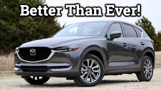 2019 Mazda CX-5 Signature | Blurring The Luxury Line