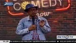 Ence Bagus Stand Up Comedy 'Kreatifnya Orang Sunda Dagang