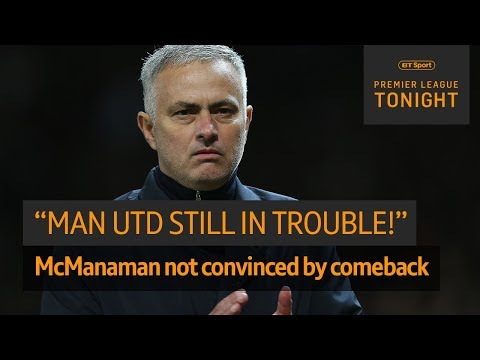 'Win doesn't paper over Manchester United cracks!' | Premier League Tonight on Mourinho
