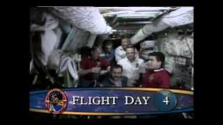 STS-89 Day 04 Highlights