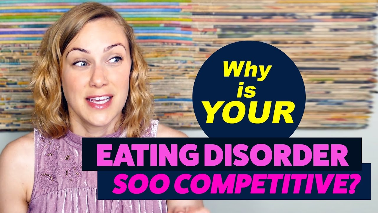 Workbooks eating disorder workbook : Why is Your Eating Disorder SO COMPETITIVE? | Kati Morton - YouTube