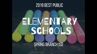 Best Public Elementary School in Houston for 2019 - SBISD