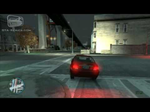 GTA 4 - High-End Assassination Mission - Water Hazard