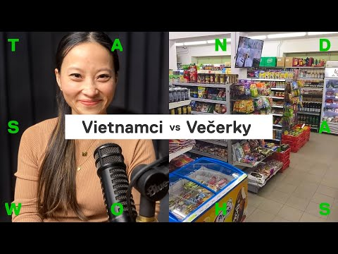 Proč Češi tykají Vietnamcům ve večerkách? (bonus z Patreonu)