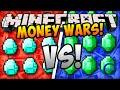 "Minecraft MONEY WARS! - ""ALL THE DIAMONDS!"" w/ Ali-A, Vikk & Lachlan"