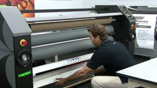 Roll to Roll Laminating