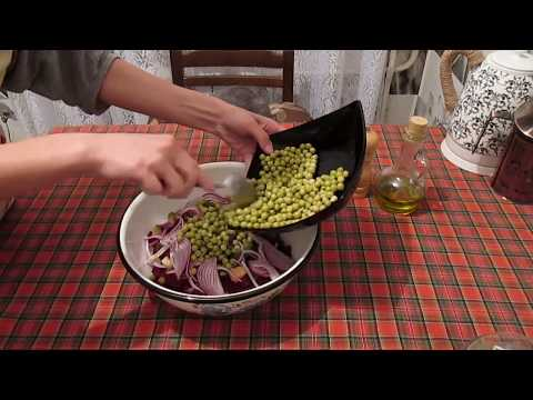 рецепт винегрета классический с горошком фото пошагово